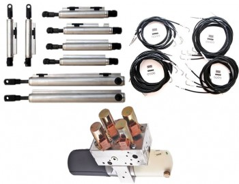 Complete Top Hydraulic Upgrade for '03-'06 Chevy SSR