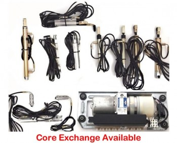 Rebuild/upgrade service for pump plus all Vario Roof cylinders PLUS all roll bar cylinders