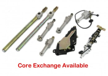 Rebuild/upgrade service for FULL SET Mercedes W124 E-Class Cylinders
