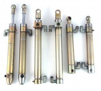 Rebuild & Upgrade service for Full Set of 1994-2005 Alfa Romeo GTV or Spider convertible top cylinders