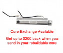 Special Option: Up-front shipping/Core exchange for Right Main Cylinder