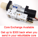 Rebuild/upgrade service for Mercedes R171 SLK Hydraulic Pump 1718000030