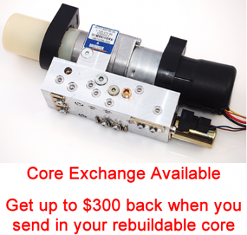 Special Option: Core Exchange for Mercedes R171 SLK Hydraulic Pump