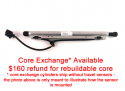 Rebuild/Upgrade Service for 2006-2013 Infiniti G37 Convertible Hydraulic Cylinders