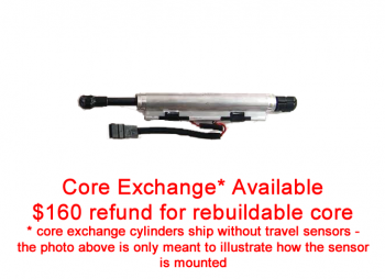 Rebuild & Upgrade Service for Infiniti G37 Left 5th Bow Cylinder