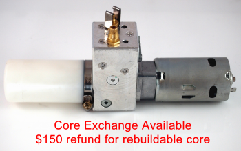 Rebuild & Upgrade Service for '11-'13 Cadillac SRX Hydraulic Liftgate Pump
