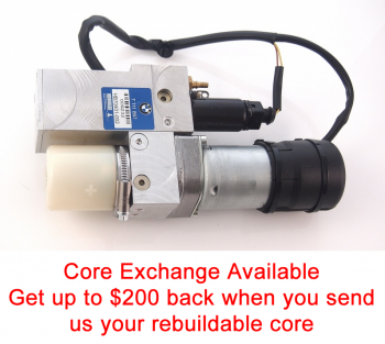Rebuild/Upgrade Service for BMW 7-Series (E65/E66) Hydraulic Liftgate Pump