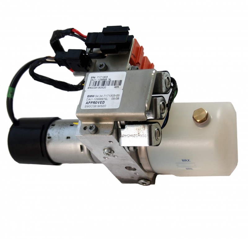Rebuild service for Hydro Unit aka Hydraulic Pump