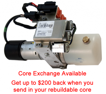 Special Option: Core exchange for BMW 2-Series Hydro Unit aka Hydraulic Pump