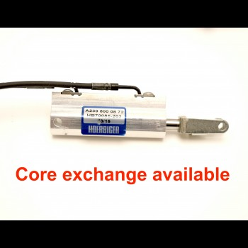 Rebuild service for R230 SL-Class Vario Roof Front Lock Cylinder 2308000872