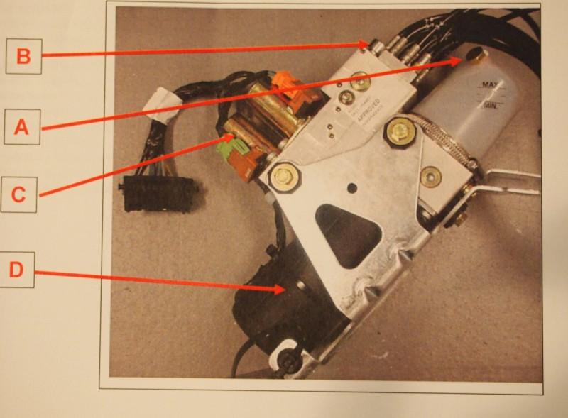 Rebuild/Upgrade Service for Corvette C6 Hydraulic Pump