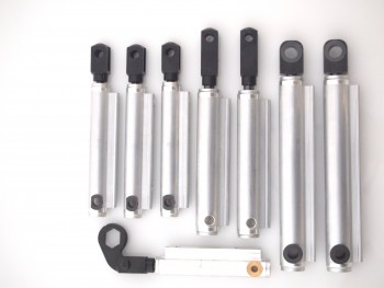 Rebuild/Upgrade Service for Full Set of '03-'09 Cadillac XLR Convertible Hydraulic Cylinders