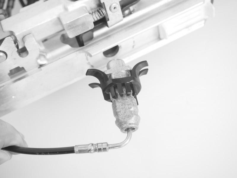 Rebuild/upgrade service for Right Side Pawl Lock Cylinder
