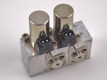 Roll over bar valve rebuild service