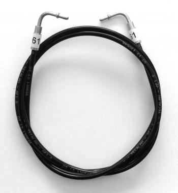New hydraulic hose line 61 p/n 124 800 25 81