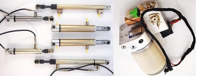 Complete Hydraulic System Rebuild/Upgrade Service 00-06 323CI, 325CI, 330CI, M3 (E46 Chassis)