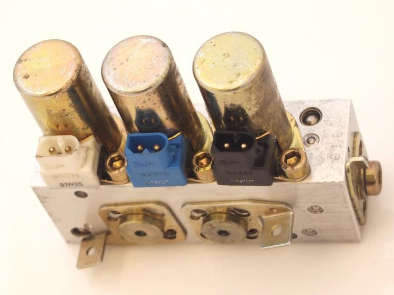 Rebuild service for valve block/control unit 54347025592
