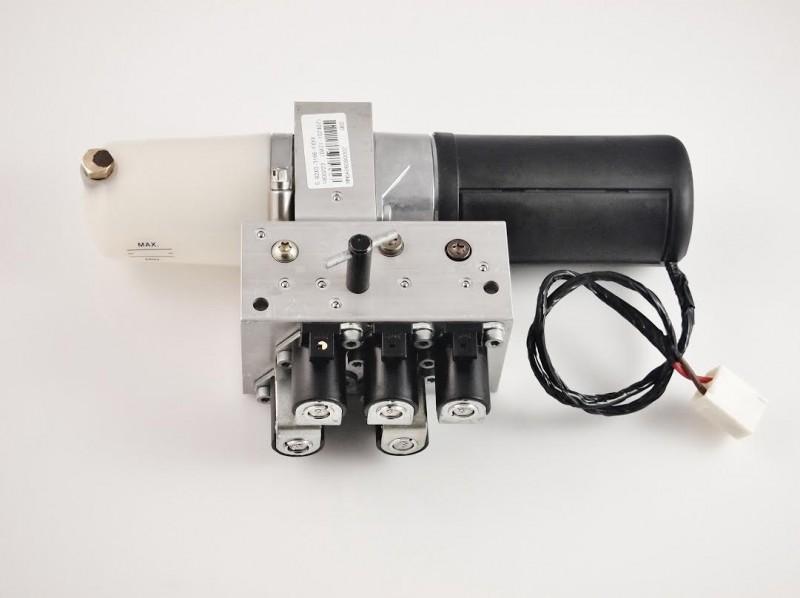 Rebuild/Upgrade Service for '07-'12 Eclipse Spyder Hydraulic Pump Unit