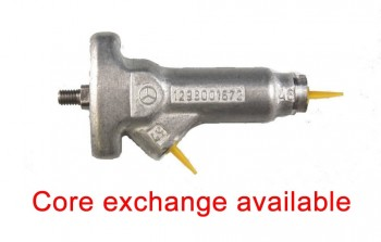 Rebuild/upgrade service for Rear Bow Top Lock Cylinder Mercedes W124 E-Class Cylinder 1298001672 aka A129 800 1672