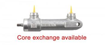 Rebuild/upgrade service for Case Cover Lock Mercedes W124 E-Class Cylinder 1298000072 aka A129 800 00 72