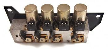 Rebuild/Upgrade Service for '93-'95 W124 E-Class Right Hydraulic Valve Block 1248001278 aka A124 800 12 78