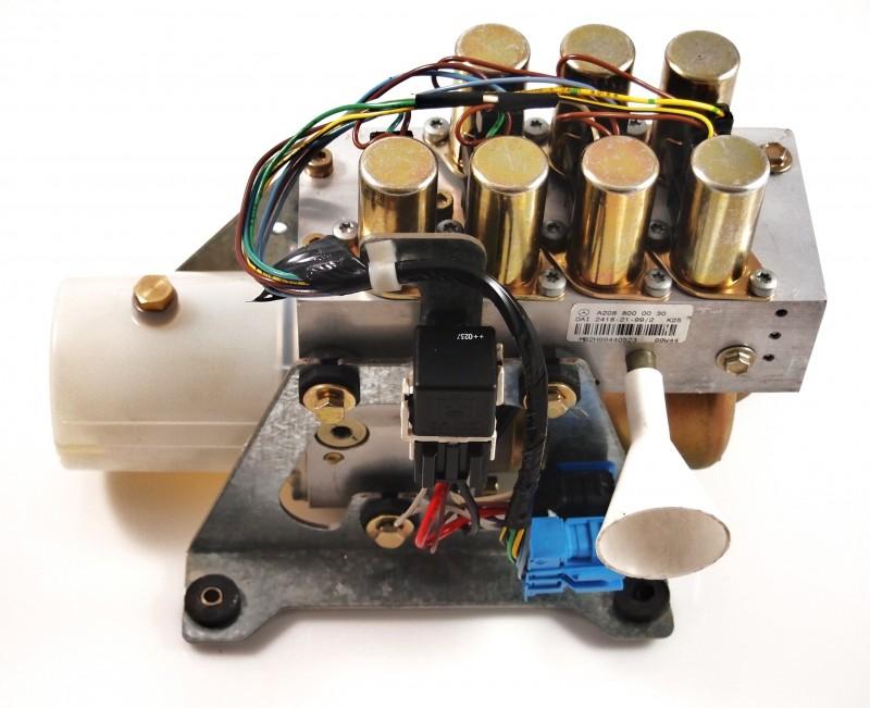 Hydraulic Pump Rebuild Service for '98-'03 Mercedes Benz W208 CLK-Class 208800-0030, -1748, -0230, -1048