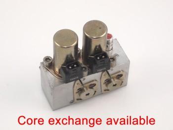 Roll over bar valve rebuild service 1248001678 A124 800 16 78