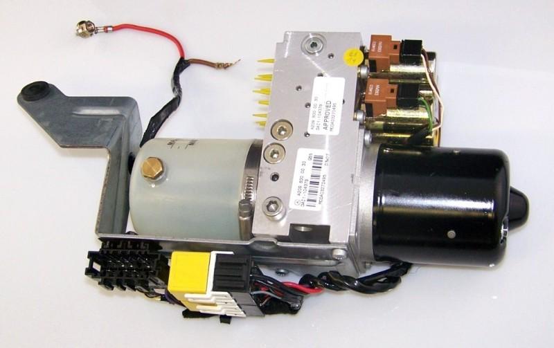 Rebuild Service for '03-'09 Mercedes Benz W209 CLK-Class Hydraulic Pump  2098000148 aka A209 800 01 48