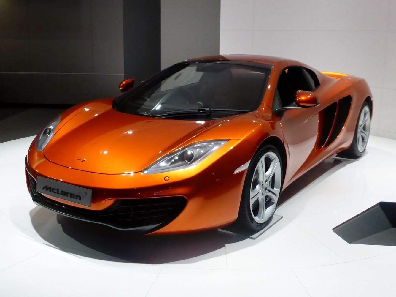 Top Hydraulics, Inc. - McLaren 12C 2011-2014