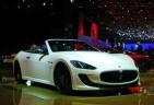 Maserati GranCabrio