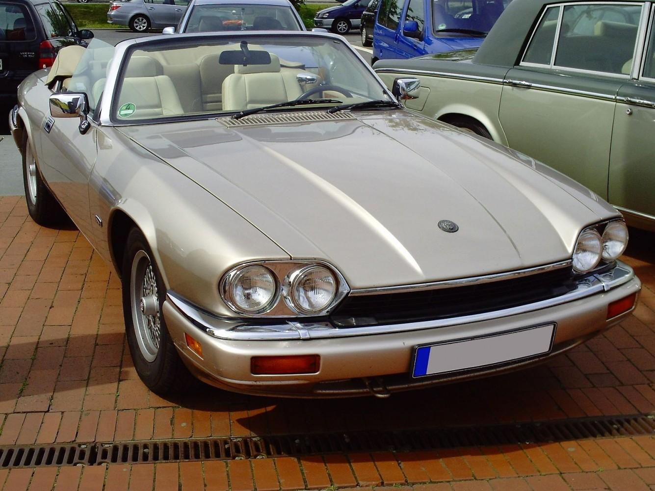 Jaguar XJS 1991-1996 - Top Hydraulics, Inc.