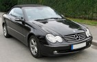 Rebuild & upgrade of '03-'09 W209 CLK-Class hydraulic top components
