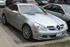 R171 SLK-Class '04 non US or '05-'11 all models