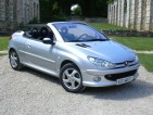 Rebuild/Upgrade Service for your Peugeot 206CC Convertible Top Hydraulic Components