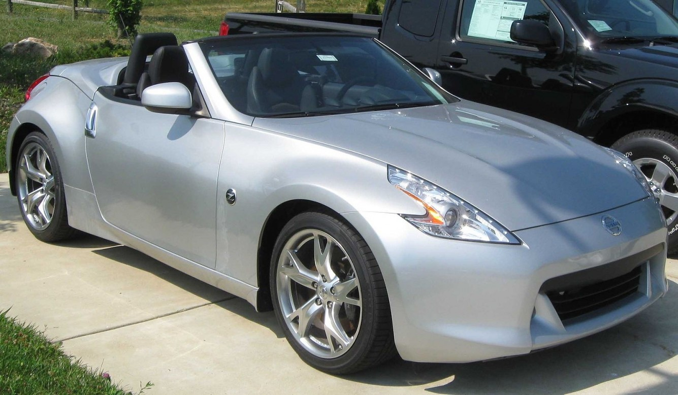 Rebuild/Upgrade Service for 2009+ Nissan 370z Convertible Hydraulic Components