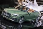 Audi A5 Cabriolet 10-15