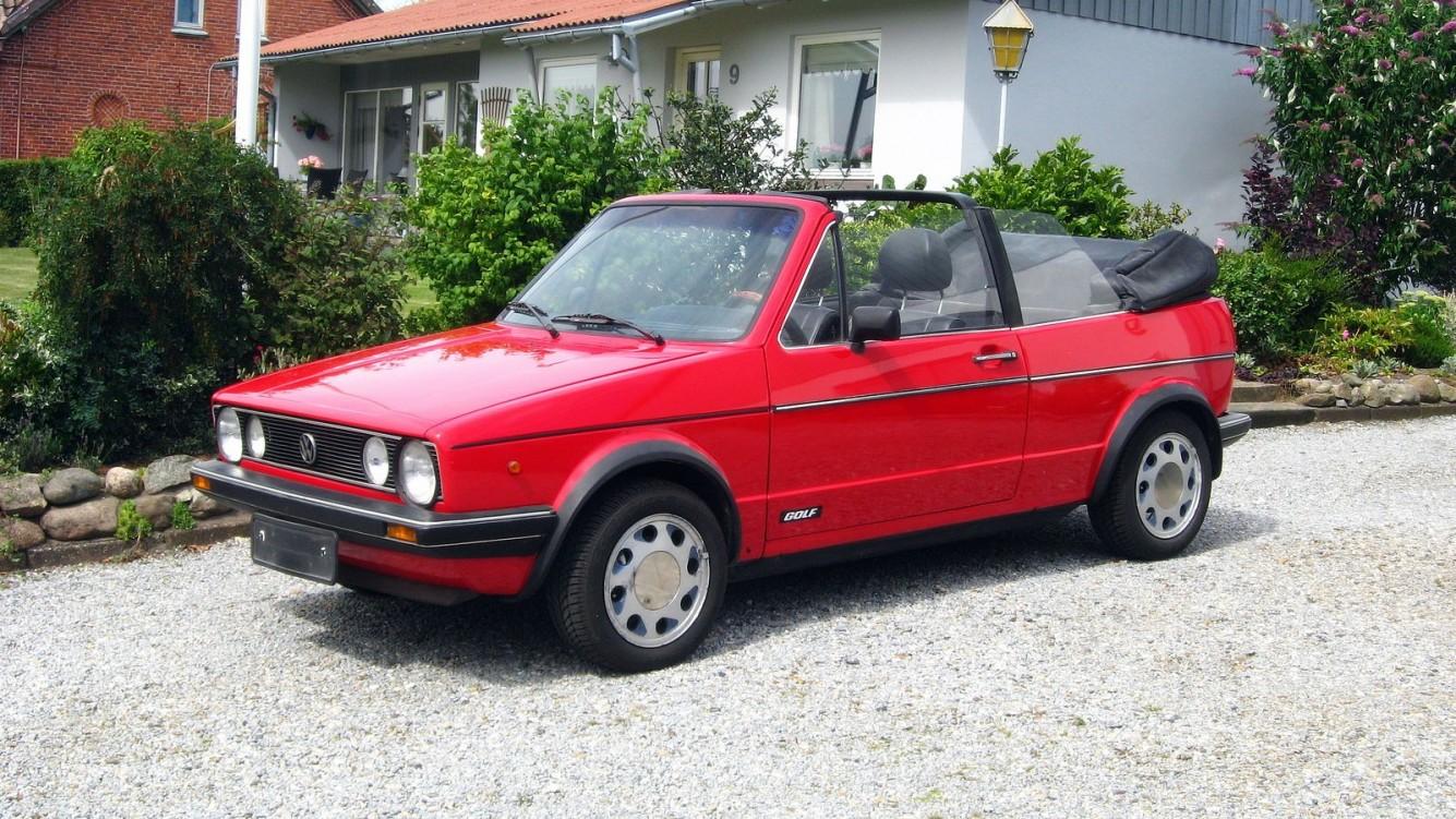 Vw Cabrio Mk1 91 93