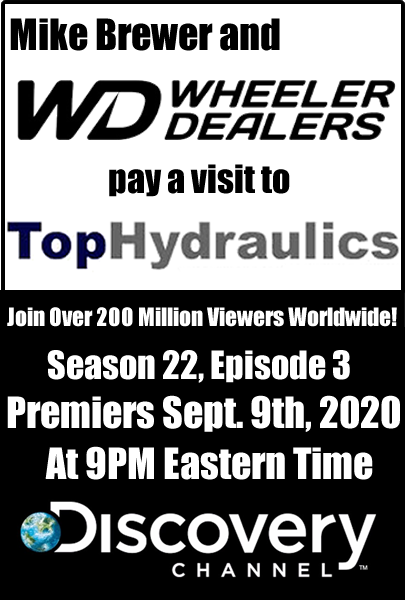 Top Hydraulics on Wheeler Dealers